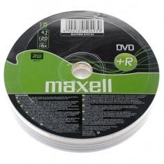 DVD+R MAXELL 16X SHRINK 10