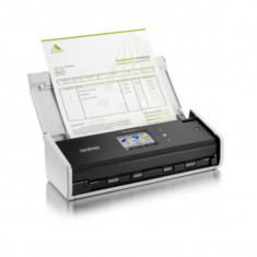 Scaner Wifi Duplex Brother ADS1600WUN1 18 ppm Wifi - Scanner
