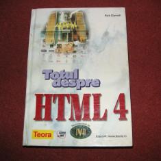 Rick Darnell - Totul despre HTML 4
