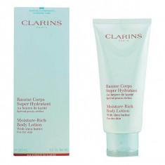 Clarins - BAUME CORPS super hydratant spécial peaux sèches 200 ml
