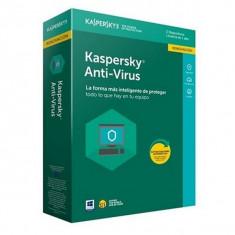 Antivirus Acasă Kaspersky Anti-Virus 2018 Renovación KL1171S5CFR-8 3L/1A RN |