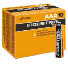 Baterii Alcaline DURACELL Industrial DURINDLR3C10 LR03 AAA 1.5V (10 pcs)