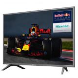 "Smart TV Hisense NEC5600 60"" 4K UHD LED Wifi USB x 2 HDMI x 3 Negru, Ultra HD"