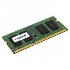 Memorie RAM Crucial CT4G3S1067MCEU SoDim 4 GB DDR3 1066 MHz MAC
