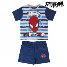 Pijama de Vară pentru Băieți Spiderman