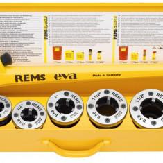 "Clupa filetat REMS Eva R 1/2"" - 2"" 520017"