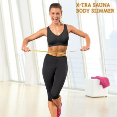 Costum de Sport X-Tra Sauna Body Slimmer - Echipament Fitness
