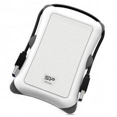 """Hard disk Extern Silicon Power 2.5"""" USB 3.0 1 TB Anti-shock Alb, Silicon Power"""