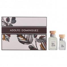 Set de Parfum Bărbați Agua Fresca Adolfo Dominguez (2 pcs) - Set parfum
