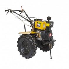 Motosapa ProGarden HS 1100BE 9CP diesel pornire electrica - Motocultor