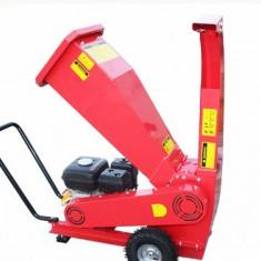 Tocator de crengi si tulpini 6.5HP ORIZONTAL - Aspirator/Tocator frunze