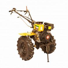 Motosapa ProGarden HS1100AE diesel 7CP pornire electrica - Motocultor