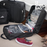 Geantă de Voiaj pentru Încălțăminte 12 Shoes Bag - Rucsac voiaj
