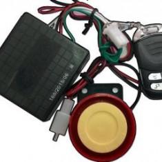 Alarma cu pornire scuter - 1 telecomanda - Alarme Moto