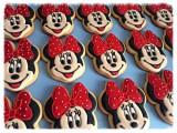 Marturie botez - Turta dulce Minnie Mouse CC36