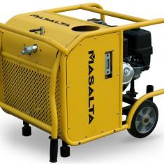 Unitate hidraulica Masalta MHP13/30-4U motor Honda GX390 - Motodebitator