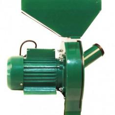 Moara electrica de macinat cereale,stiulteti de porumb Ruseasca, 2500 W, 200 kg/h