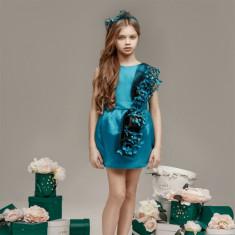 Rochie bal Turquoise Angeline - Rochie banchet