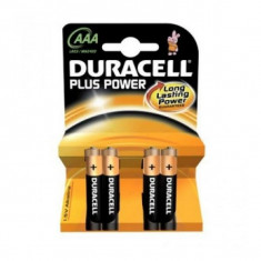 Baterii Alcaline DURACELL DURLR3P4B