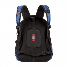 "NTB BACKPACK SRX TRIP MAX 15.6"" BLUE, Serioux"