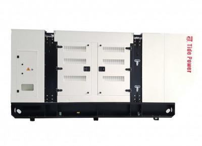 Generator diesel Tide Power TC325C-F cu automatizare foto