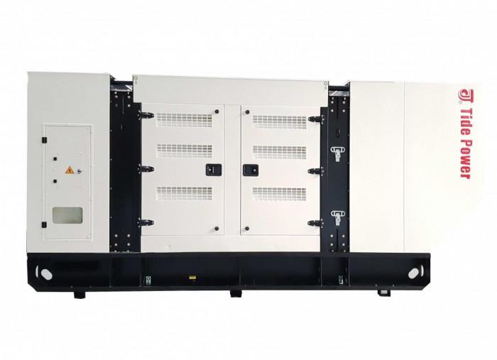 Generator diesel Tide Power TC325C-F cu automatizare foto mare
