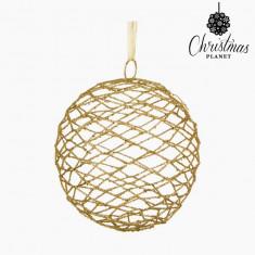 Glob de Crăciun Fier Auriu* by Christmas Planet - Ornamente Craciun