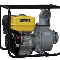 """Motopompa Stager GP100, 4"""", benzina, apa curata, 5900 W, 16 m - Pompa gradina Stager, Motopompe"""
