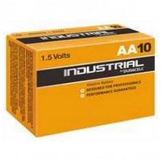Baterii Alcaline DURACELL Industrial DURINDLR6C10 LR6 AA 1.5V (10 pcs)