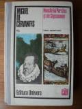 Muncile lui Persiles si ale Sigismundei / Miguel de Cervantes
