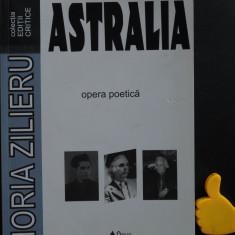 Horia Zilieru Astralia