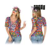 Tricou pentru adulți Th3 Party 8232 Hippie