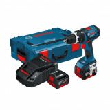 Surubelnita cu acumulator Bosch GSB 14,4 V-LI Dynamic series L-Boxx