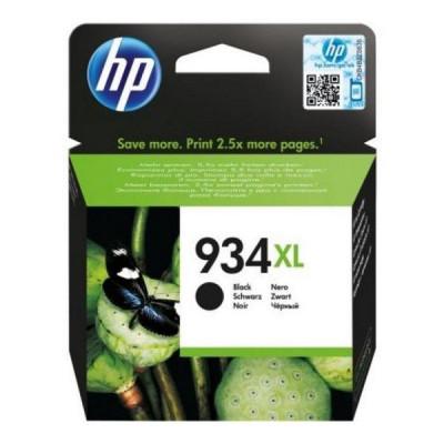 Cartu? cu Cerneala Originala Hewlett Packard C2P23AE#BGY Negru foto