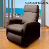 Fotoliu Relax cu Masaj Cecorelax Compact 6022