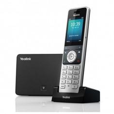 "Telefon IP YEALINK W56P DECT PoE 2, 4"" - Telefon fix"