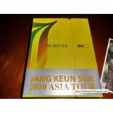 Jang Keun-Suk - 2010 Asia Tour (4 Disc) ( 1 DVD )