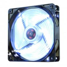 Ventilator de Unitate NOX NXCFAN120LW Cool Fan 12 cm LED Alb - Cooler PC