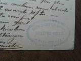 MOSIA CIULNITA,GARA CIULNITA, DEMETRE VELICO, 1908 //CARTE POSTALA
