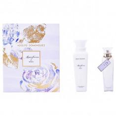 Set de Parfum Femei Agua Fresca De Rosas Adolfo Dominguez (2 pcs) - Set parfum