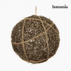 Glob de Crăciun Въже Natural by Christmas Planet - Ornamente Craciun