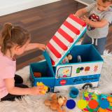 Cutie pentru Jucării Pliabilă din Pânză