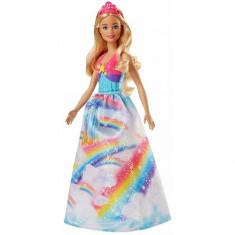 Papusa Mattel Barbie Dreamtopia Printesa din Regatul Rainbow Cove