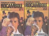 PONSON DU TERRAIL - ROCAMBOLE - REINVIEREA LUI ROCAMBOLE ( 6 VOL )