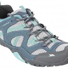 Pantofi sport femei Trespass Foile Gri 36 - Adidasi dama