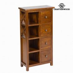Piesă de mobilier auxiliară cu 4 sertare - Franklin Colectare by Craftenwood - Dulap hol