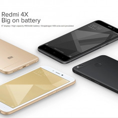 Xiaomi Redmi 4x Prime Pro, 4GB RAM, 64GB ROM, 13MP, Snapdragon, Dual SIM - Telefon Xiaomi