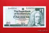 SCOTIA  -  1 Pound 2001  -  aUNC