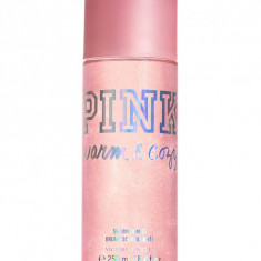 Spray De Corp Cu Sclipici - Warm & Cozy, Victoria's Secret, 250 ml