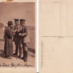 Radauti (Suceava ) -Tipuri- Iudaica, evrei, militara WWI, WK1- RR, Necirculata, Fotografie